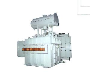 Steel-making arc furnace transformer